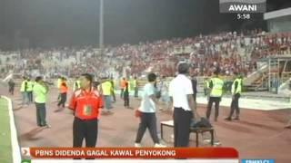 FAM denda Negeri Sembilan RM30k atas kesalahan penyokong bakar bendera