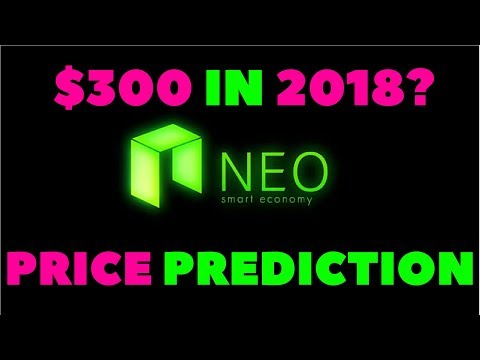NEO COIN PRICE PREDICTION 2018 - NEO CRYPTO REVIEW - WHEN WILL NEO MOON