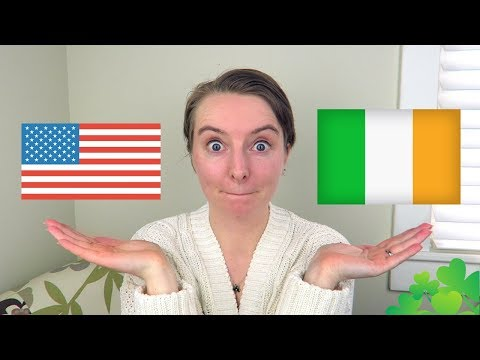 The Differences Between Ireland & America ☘️ Happy St. Patrick's Day!
