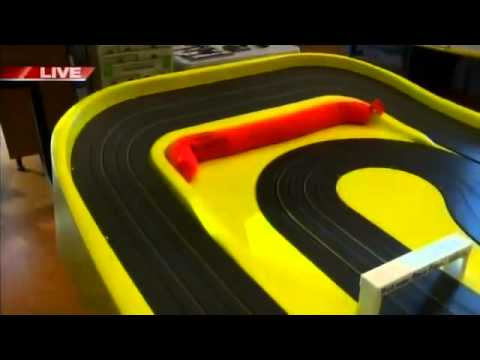 Tub Track Galore — The Slot Car Racing House