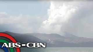 LIVE: Taal Volcano as seen from Talisay, Batangas  | ABS-CBN News