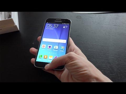 Samsung Galaxy S6 64GB - Unboxing (4K)