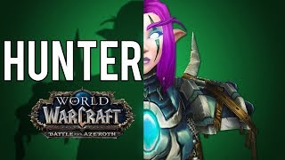 Human and Belf Racials NERFED in World of Warcraft BFA Alpha