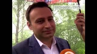 Владислав Косарев о поэте Алексее Фатьянове. 20.07.2019, Вязники