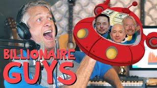 Billionaire Guys - Little Einsteins Parody