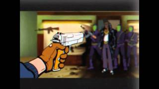 DJ MUGGS vs ILL BILL - Illuminati 666 (Official Video)