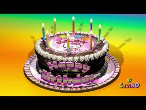 Video HAPPY BIRTHDAY CAKE-FREE DOWNLOAD