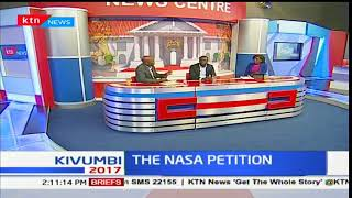 """We have prepared thoroughly for the petition against President Uhuru"