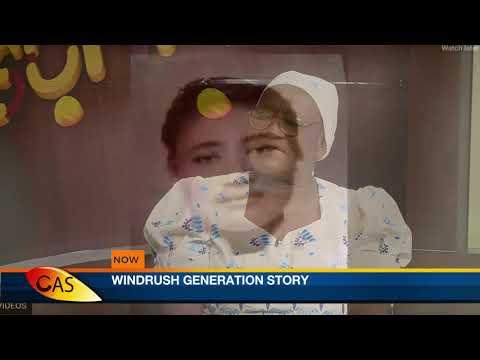 CVM AT SUNRISE - Windrush Generation OCT 18, 2018