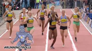 Epic Fails and Bloopers in Athletics