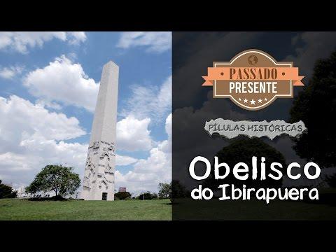 Passado Presente - Obelisco do Ibirapuera
