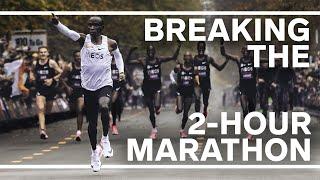 How The Two-Hour Marathon Limit Was Broken | WIRED