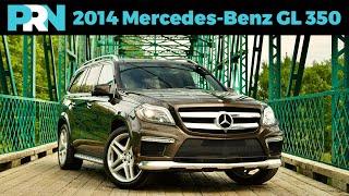 2014 Mercedes-Benz GL 350 BlueTec 4matic Full Tour & Review