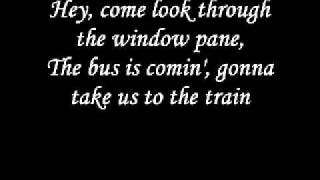Johnny Cash - Five feet high and rising with lyrics