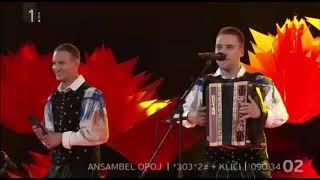 Festival Slovenska polka in valček, 2019