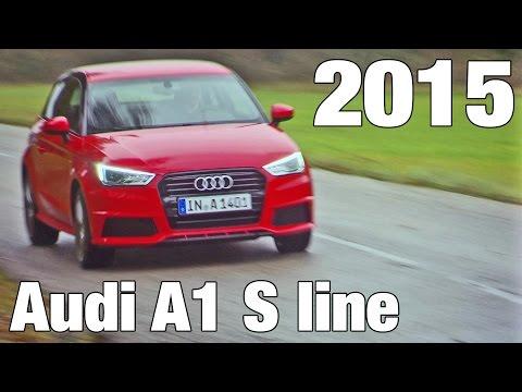 2015 Audi A1 S line TFSI
