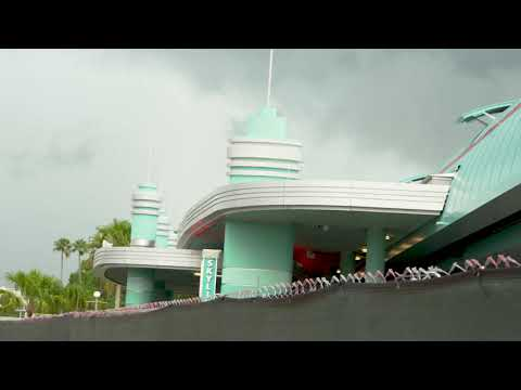 Hollywood Studios Entrance Plaza Remodel, Skyliner Update