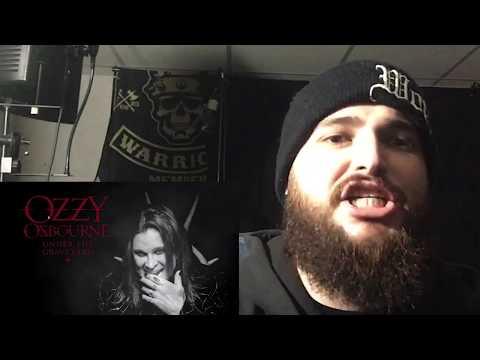 Ozzy Osbourne - Under The Graveyard || REACTION