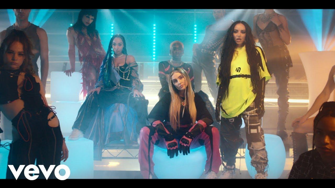 Little Mix ft. Saweetie — Confetti