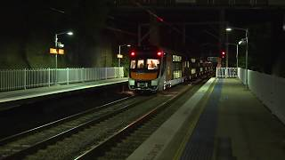 New Intercity Trains Ramp Up Testing