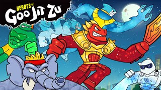 NEW!! Heroes Of Goo Jit Zu | Episode 3 | What Goos Around Comes Around | Cartoon For Kids