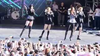 [HD 1080P FANCAM] f(x) - Hot Summer London Korean Festival 2015 090815