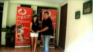 Claudia Salsa y Raul Cubias, exhibela