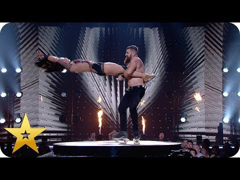 The world's MOST DANGEROUS roller skaters! | BGT: The Champions