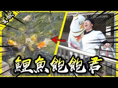 試著做了一把可以連射數百發魚飼料的噴射器!結果失敗收場!