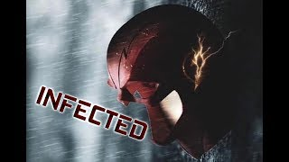 The Flash ⚡ Barry Allen Is Infected ⚡ 12 Stones - Infected