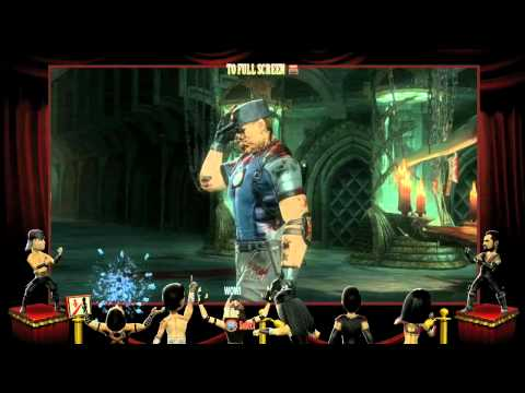 Mortal Kombat: King of the Hill Trailer