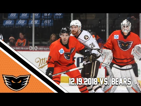 Bears vs. Phantoms | Dec. 19, 2018