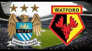 Manchester City Vs Watford 14/12/16 Etihad Stadium PREMIER LEAGUE • DAY 16 FIFA
