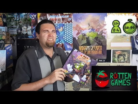 Off the Rails - Board Game Review