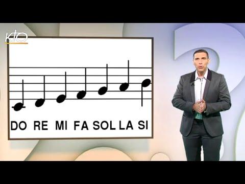D'où vient la gamme musicale Do, Ré, Mi, Fa, Sol, La, Si ?