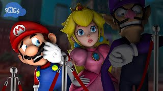 SMG4: Mario Waits in Line For Some Spaghetti