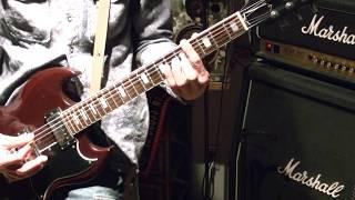 JOAN JETT-LOVE HURTS (Guitar Cover)
