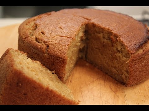 Video Apple Cake | Dessert Recipe | Sanjeev Kapoor Khazana