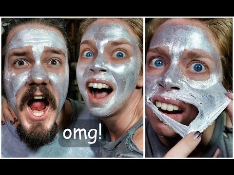 Silver Glam Glow Mask