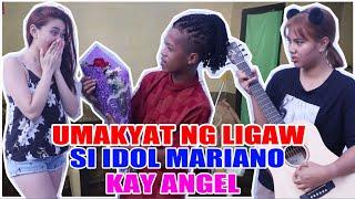 NAMANHIKAN NA SI MARIANO KAY ANGEL | Team Batang Hamog | SY Talent Entertainment
