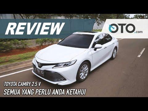 Toyota Camry 2019 | Semua Yang Perlu Anda Ketahui | OTO.com