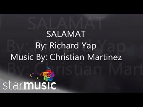 Richard Yap – Salamat (Official Lyric Video)