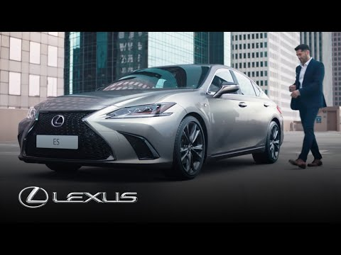 All New Lexus ES | Hybrid