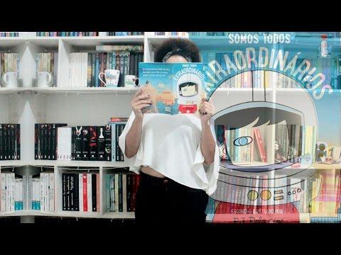 RESENHA: Somos todos Extraordinários da R.J Palacio | Por Equalize da Leitura