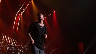 "Jon Bellion Performs ""Good Things Fall Apart"" LIVE BARRICADE FRONT ROW GSP Tour 6.21.19 Orlando, FL"
