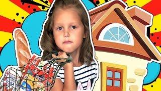 Амелька не хочет переезжать в Новый Дом! Останется ли она дома или родители переедут сами?