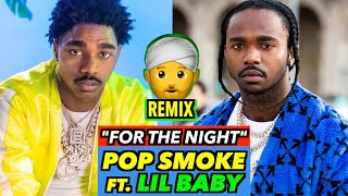 Pop Smoke – For The Night ft. Lil Baby (INDIAN VERSION)