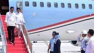 Jokowi Meminta Proses Dana Bantuan Rumah NTB Satu Tahap Saja