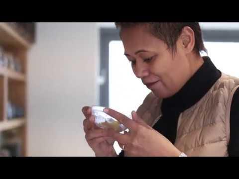 Salcombe Gin Voyager Series 'Island Queen' | Recipe development with Monica Galetti