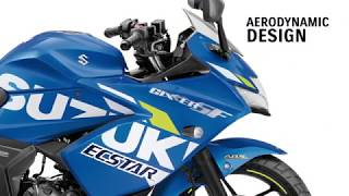 2019 GIXXER SF Moto GP edition - Product technical AV